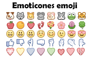 Emoticones Emoji Facebook